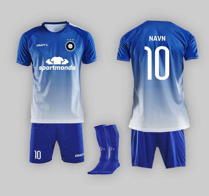 fodbold tøj